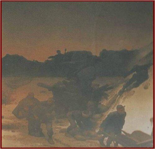 Medard, La défense de Belfort, 1879