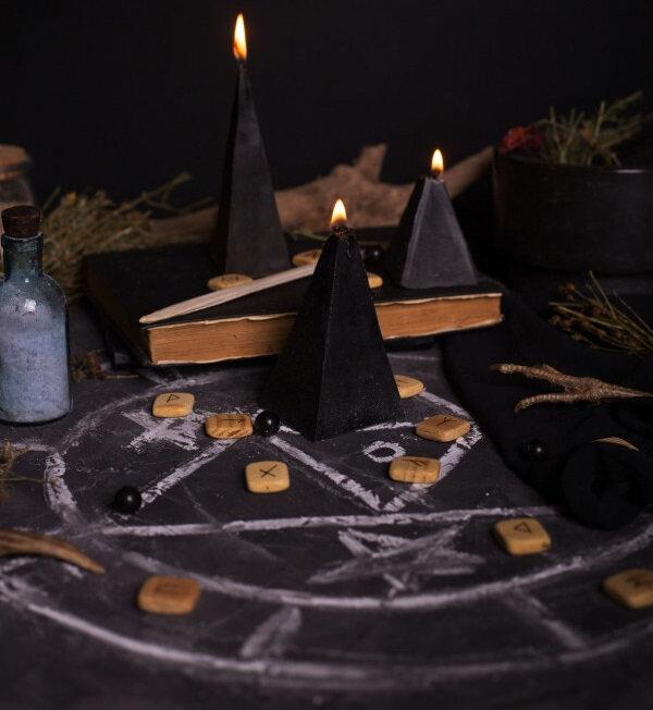 Mes rituels contre la magie noire