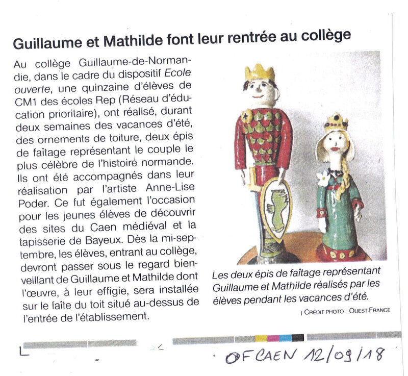 Guillaume et Mathilde