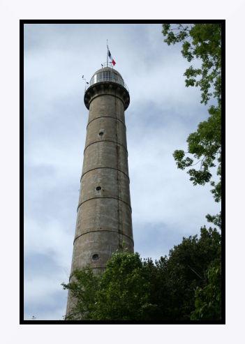 Le phare du Péristyle - Lorient -