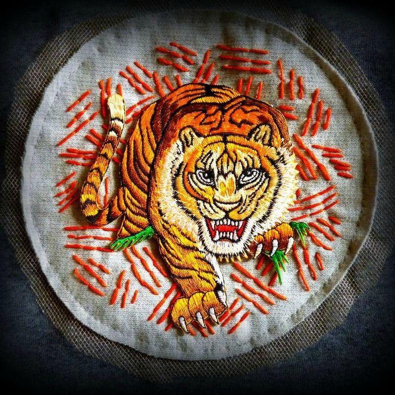kit tiger 2a