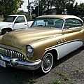 Buick super riviera hardtop coupe-1953