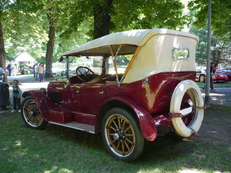 MAC LAUGHLIN BUICK torpédo 1921 Mulhouse (2)