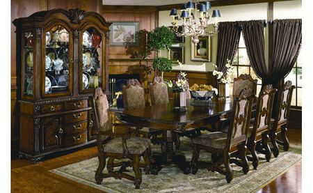 American dining room