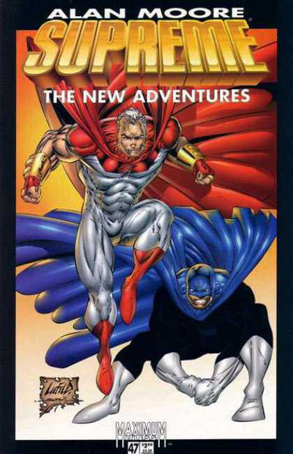 maximum press supreme the new adventures 47