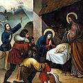 L'homme-dieu est né -- minuit chrétien -- joyeux noël à tous !
