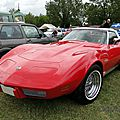 Chevrolet corvette stingray convertible-1975