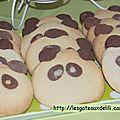 Cookies panda