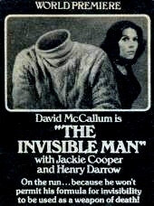 L'HOMME INVISIBLE (1975) FR E13/13