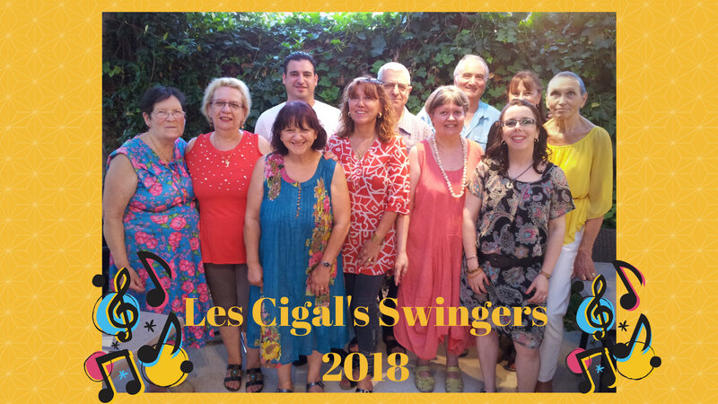 Les Cigal's Swingers 2018