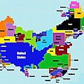 asie-chine-The true size of China's population
