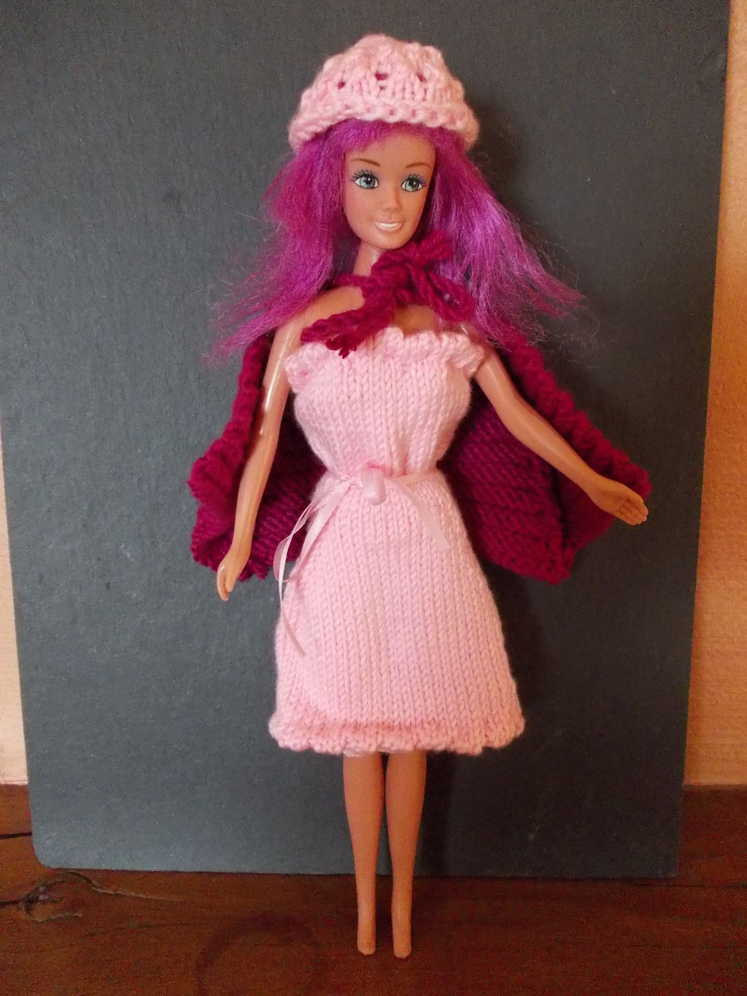 Barbie en Petit Chaperon Rose