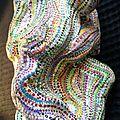 Hervé THAREL - SCHMIMBLOCK'S gust 2014 - acrylic sur argile 20x6cm 5