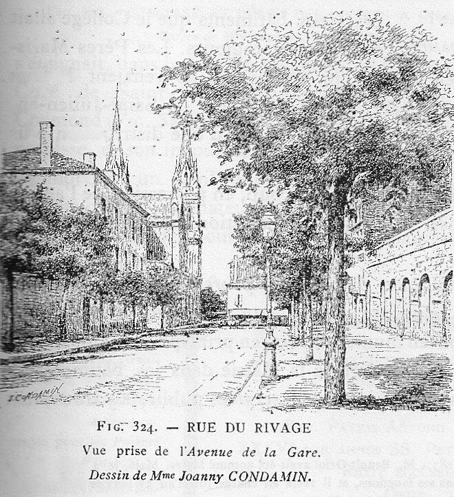 rue du Rivage