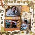 Page 30x30 Audrey-Nougat