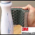 3m eponge abrasive sandblaster ultra flexible 2