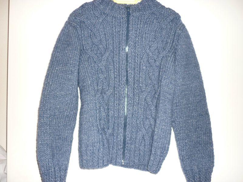 De France Blouson Du Mag'tricot Enfant Bergère Irlandais Issu r6UBxqXn06