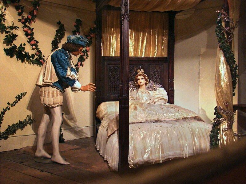 Usse La Belle au bois dormant 4