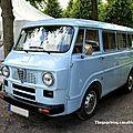 Alfa romeo type F12 bus carrossée par Guardia di financia de 1982 (9ème Classic Gala de Schwetzingen 2011) 01