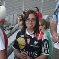 Supportrices ASNL du sud