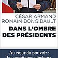 « le secrétaire général de l'élysée, concurrent du premier ministre ? », par c. armand et r. bongibault