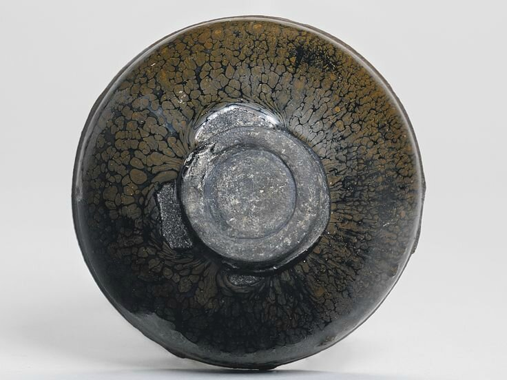 A rare 'Jian' oil-spot bowl, Song dynasty