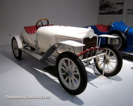 Sizaire - Naudain 12 HP biplace course de 1908 (Cité de l'Automobile Collection Schlumpf à Mulhouse) 01