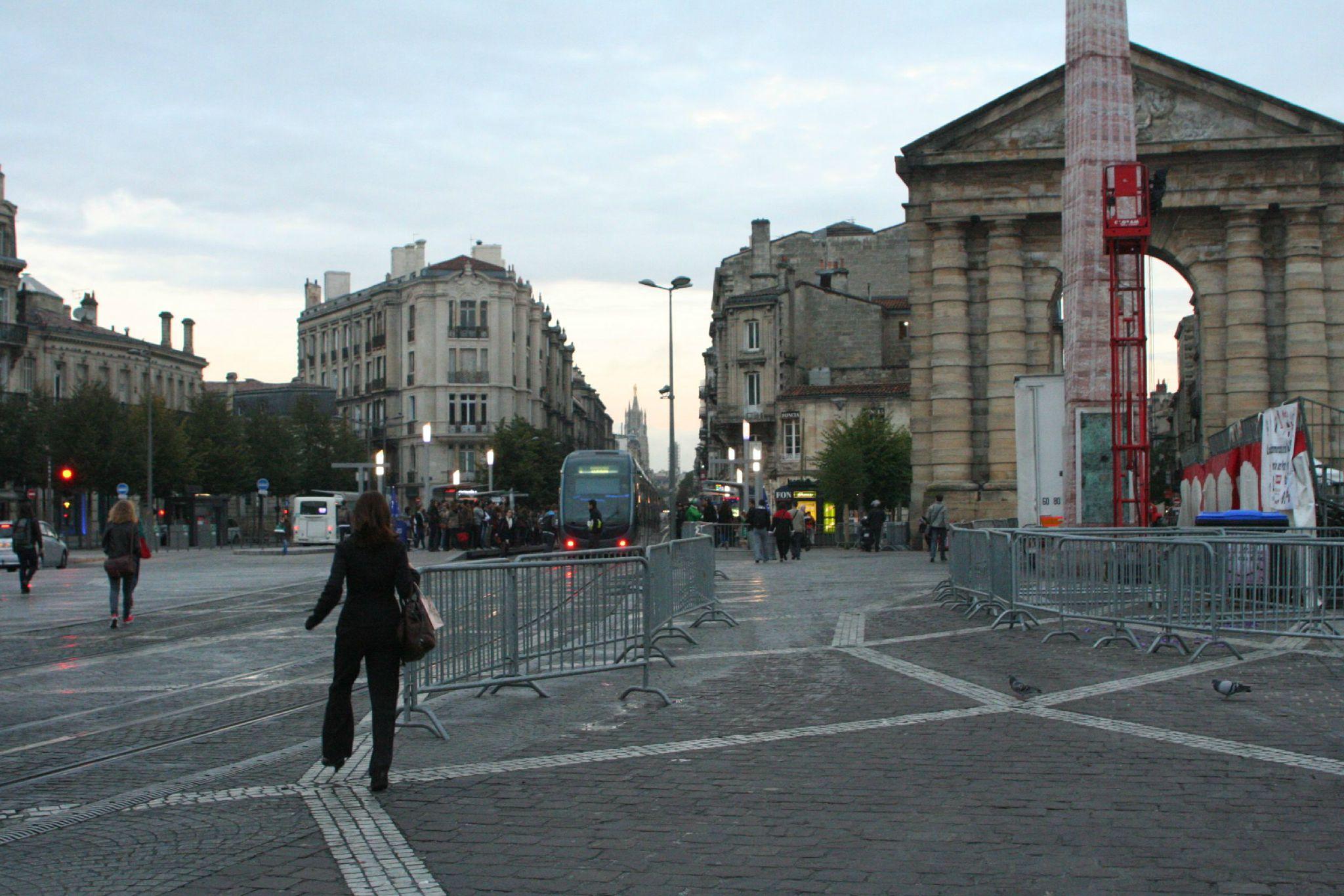 Place de la Victoire /octobre 2012