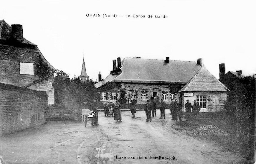 OHAIN-La Douane