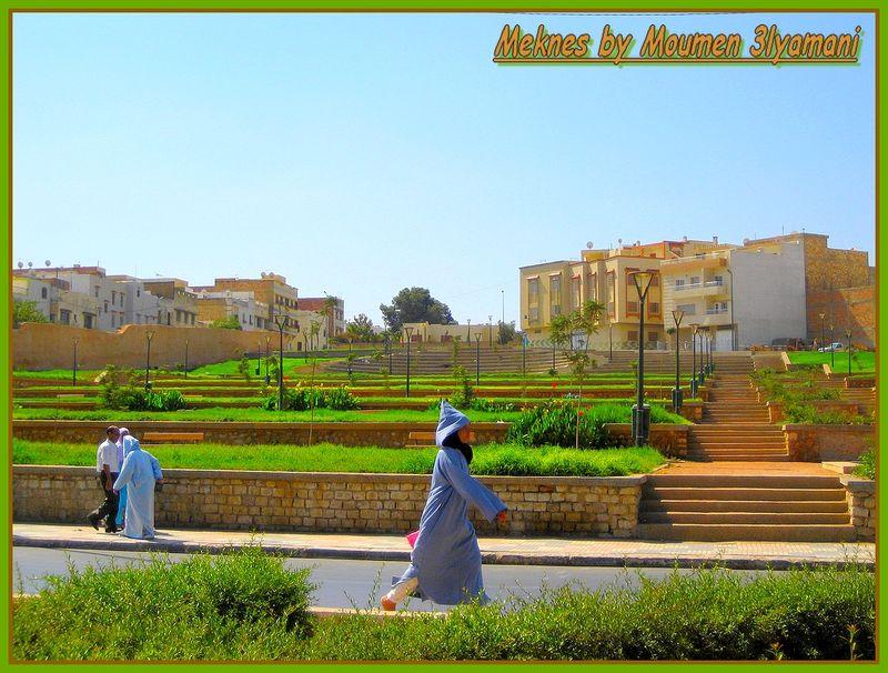 Bab Lekhmiss Meknes