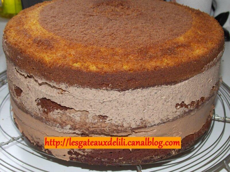 2014 05 17 - gâteau damier (18)