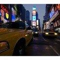 Time square cab
