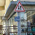 Plan de circulation aux chaprais : sens uniques ou double sens?....