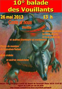 affichebaladeVouillants2013