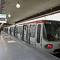 Lyon : le tunnelier en route pour oullins