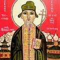 Les saints martyrs ortodoxes de chine
