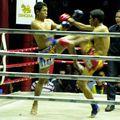Muay Thai au Gawila Boxing Stadium (Chiang Mai)