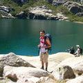 1er lac, le Mélo (1700 m)