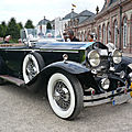 Rolls royce phantom i ascot open tourer 1930
