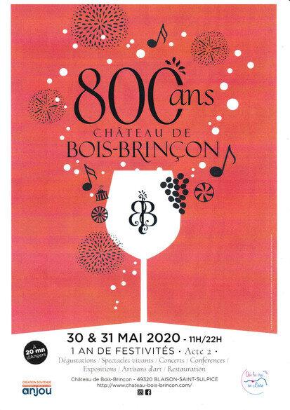 Bois-Brinçon_800 ans