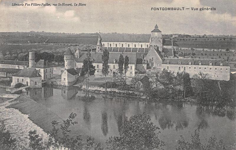 Fontgombault_Abbaye