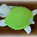 Du crochet...une tortue !