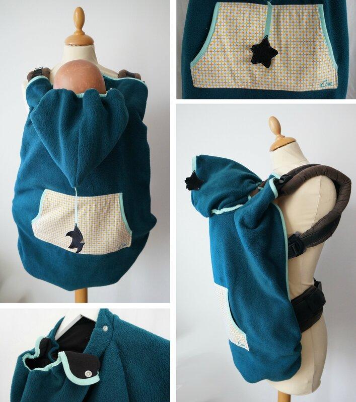 cape bleu canard 2