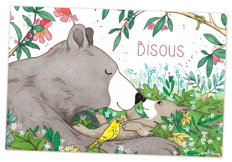 bisous_ours
