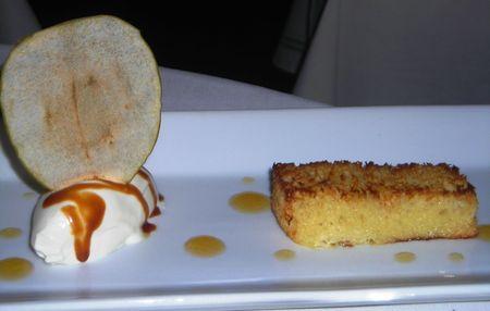 2011 12 09 7 - pain perdu quenelle de crème