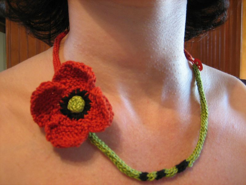 tricot fleurs 018