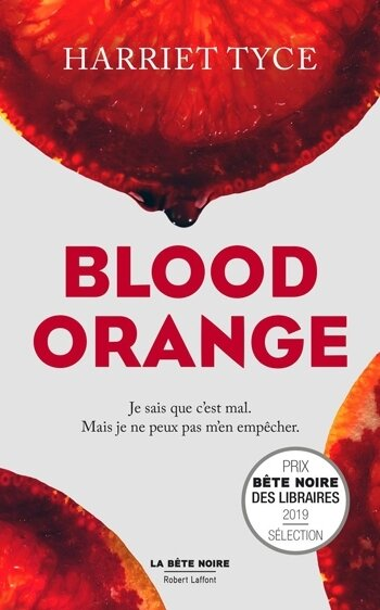 Blood Orange de Harriet Tyce