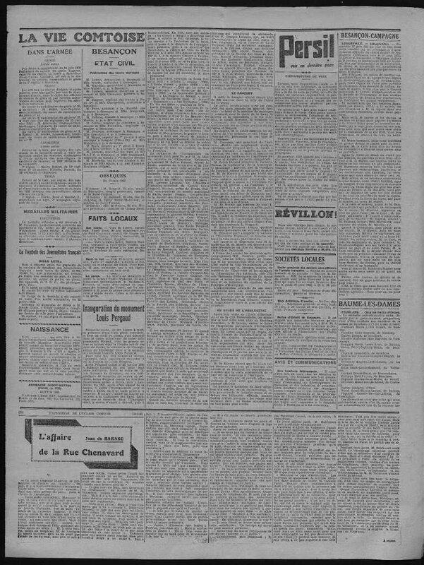 pergaud éclair comtois p2 20 juin 1932