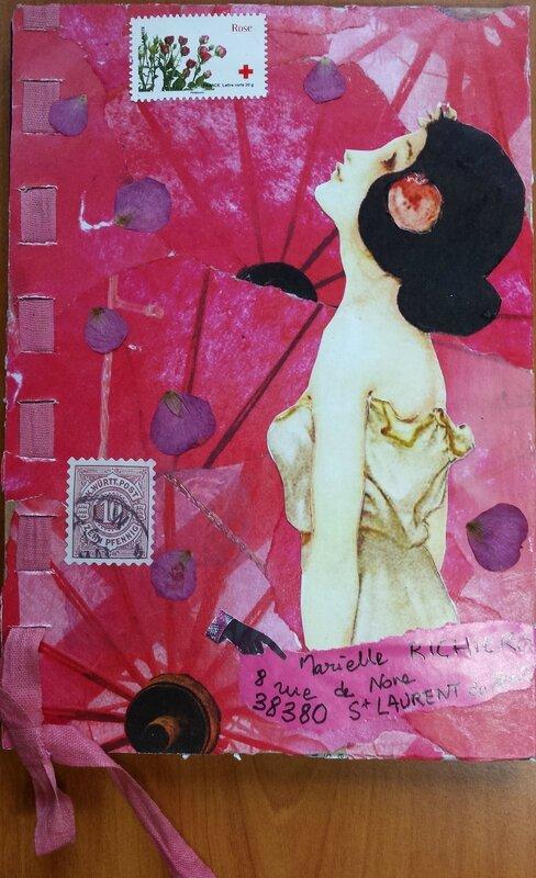 Octobre rose pour Marielle Recto2
