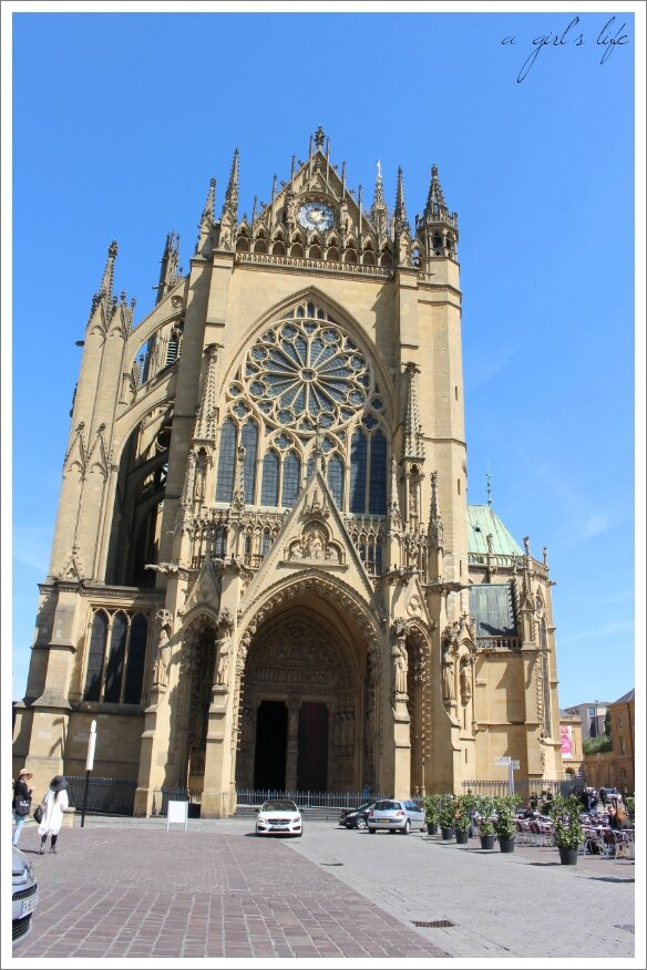 metz cathedrale